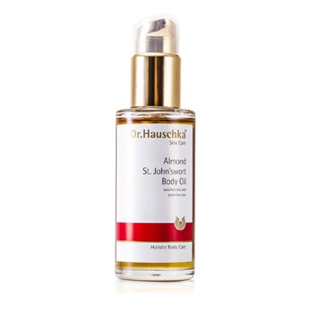 Almond St. John'swort Body Oil  75ml/2.5oz