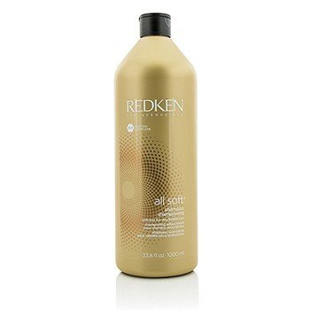 Redken All Soft Champú ( Cabellos Secos/Quebradizos )  1000ml/33.8oz