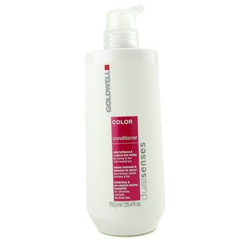 Goldwell Dual Senses Color Acondicionador (Para Cabello Teñido Normale a Fino)  750ml/25.4oz