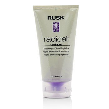 Rusk Radical Thickening and Texturizing Creme  100g/4oz