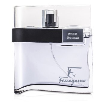 F Pour Homme Black Eau De Toilette Spray 100ml/3.4oz