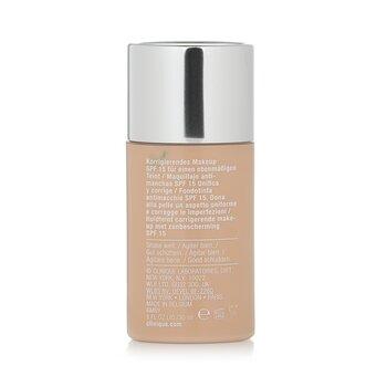 柔膚粉底液 SPF15 (乾性混合肌膚至混合油性肌膚)  30ml/1oz