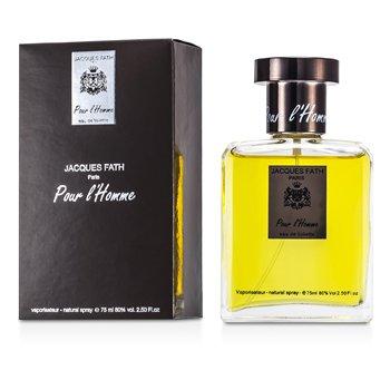 Jacques Fath Pour L'Homme Eau De Toilette Spray  75ml/2.5oz