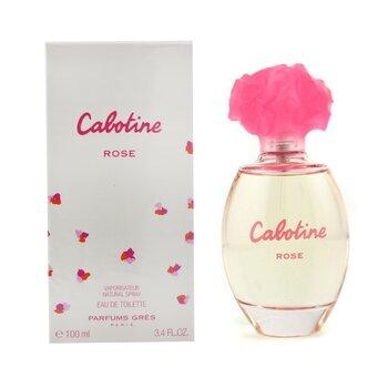 Cabotine Rose Eau De Toilette Spray  100ml/3.4oz