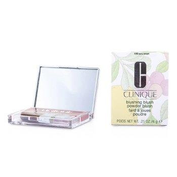 Clinique Blushing Blush Powder Blush - # 106 Berry Delight  6g/0.21oz