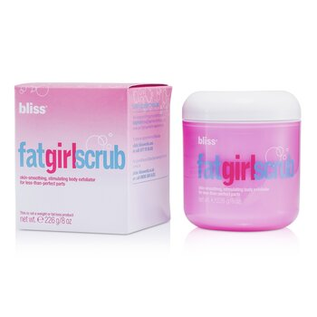 Bliss Fat Girl Scrub  226g/8oz