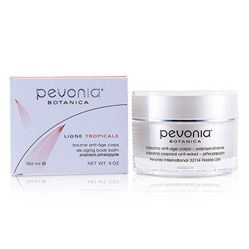 Pevonia Botanica De-Aging Body Balm - Papaya-Pineapple  150ml/5oz
