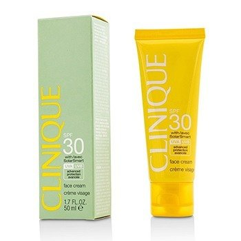 Clinique Crema Solar para Rostro SPF 30 UVA/UVB  50ml/1.7oz