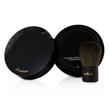 Terracotta Mineral Flawless Bronzing Powder  3g/0.1oz