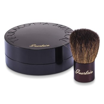 Guerlain Terracotta Mineral Flawless Bronzing Powder - # 03 Dark  3g/0.1oz