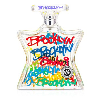 Brooklyn Eau De Parfum Vaporizador  100ml/3.3oz