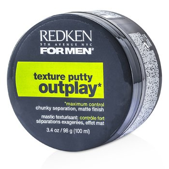 Redken Men Outplay Texture Putty (Maximum Control)  100ml/3.4oz