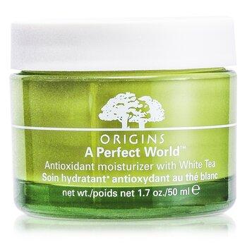 Antioxidační hydratační péče s bílým čajem A Perfect World Antioxidant Moisturizer with White Tea 50ml/1.7oz