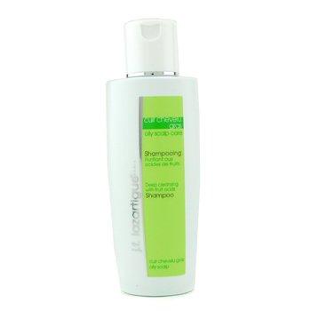 J. F. Lazartigue شامپو تمیزکننده حاوی اسید میوه ها (برای موهای چرب)  200ml/6.8oz