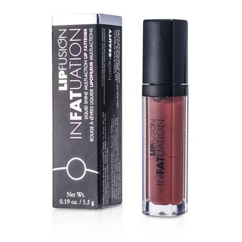 Fusion Beauty LipFusion Infatuation Brillo Líquido Voluminizador de Labios Multi Acción - Big & Bare  5.5g/0.19oz