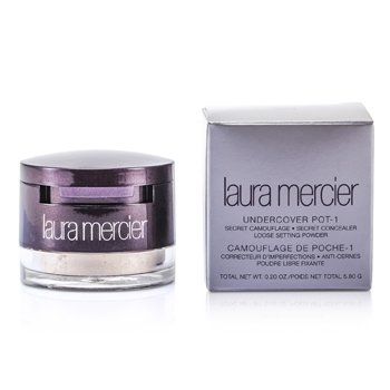 Laura Mercier Undercover Pot - # UC-1 (For Fair Skin)  5.8g/0.2oz