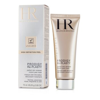 Helena Rubinstein Prodigy Re-Plasty High Definition Peel Perfect Skin Máscara Exfoliante Renovadora Instantánea  75ml/2.5oz
