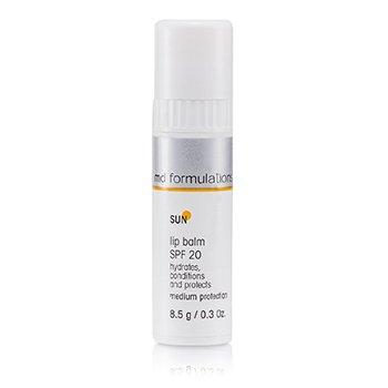 MD Formulations Lip Balm SPF 20  8.5g/0.33oz
