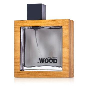 He Wood Eau De Toilette Spray  100ml/3.4oz