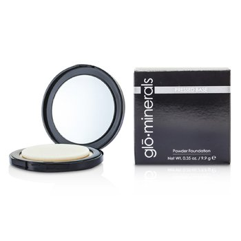GloMinerals GloBase Prensada (Base Maquillaje Polvos) - Golden Light  9.9g/0.35oz