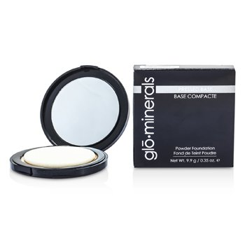 GloMinerals GloBase Prensada (Base Maquillaje Polvos) - Honey Light  9.9g/0.35oz