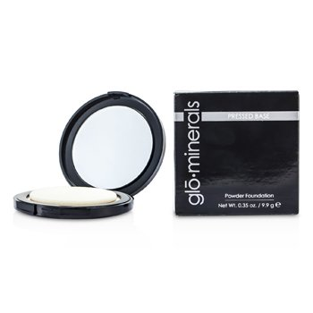 GloMinerals GloBase Prensada (Base Maquillaje Polvos) - Chestnut Light  9.9g/0.35oz