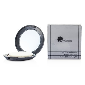GloMinerals GloBase Prensada (Base Maquillaje Polvos) - Tawny Medium  9.9g/0.35oz