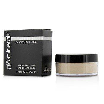 GloMinerals GloPolvos Sueltos Base ( Polvos Base Maquillaje ) - Natural Fair  0.37oz