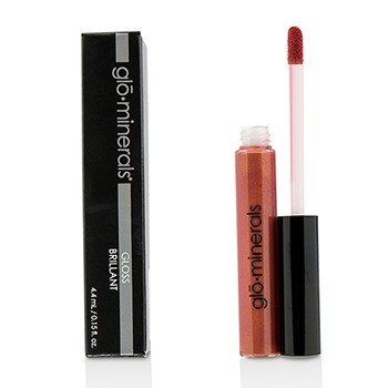 GloMinerals Glo Brillo de Labios - Plum Glaze  4.4ml/0.15oz