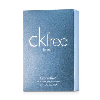 CK Free Eau De Toilette Spray  100ml/3.4oz