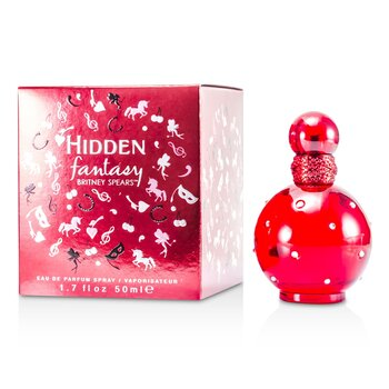 Britney Spears Hidden Fantasy Eau De Parfum Vaporizador  50ml/1.7oz