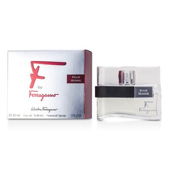 Salvatore Ferragamo F Pour Homme Eau De Toilette Spray  30ml/1oz