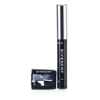 Givenchy Magic Kajal Lápiz Perfilador Labios con Sacapuntas - # 1 Magic Black  2.6g/0.09oz