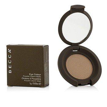 Becca Eye Colour Powder - # Doeskin (Demi Matt)  1g/0.03oz
