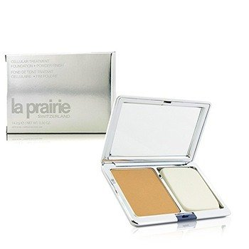 La Prairie Cellular Treatment Foundation Pudder Finish - Naturel Beige (Ny Pakning)  14.2g/0.5oz