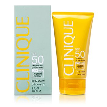 Clinique Sun SPF 50 Krim Tubuh UVA/ UVB  150ml/5oz