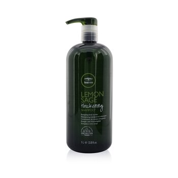 Tea Tree Lemon Sage Thickening Shampoo (Energizing Body Builder)  1000ml/33.8oz