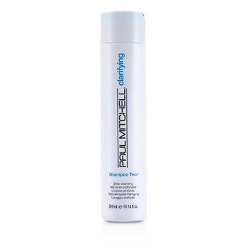 Paul Mitchell Clarifying Shampoo Two (Deep Cleaning)  300ml/10.14oz