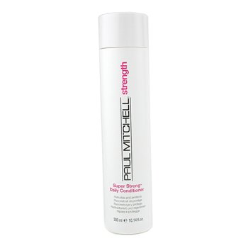 Strength Super Strong Daily Conditioner (Rebuilds and Protects)  300ml/10.14oz