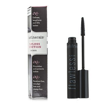 BareMinerals Bezchybná řasenka BareMinerals Flawless Definition Mascara - Black  10ml/0.33oz