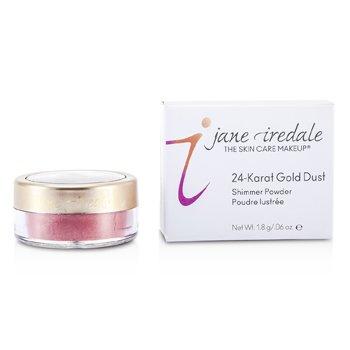 Jane Iredale 24 Karat Gold Polvos Brillo - Rose Gold  1.8g/0.06oz