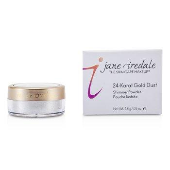 Jane Iredale 24 Karat Gold Dust Shimmer Powder - Silver  1.8g/0.06oz