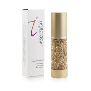 Base Maquillaje Mineral Líquida A 30ml/1.01oz