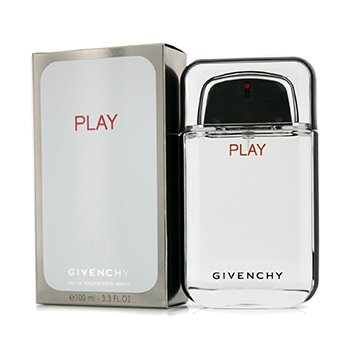 Play Eau De Toilette Spray 100ml/3.3oz