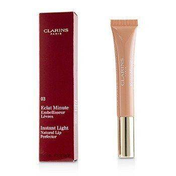 Clarins Eclat Minute Instant Light Natural Lip Perfector - # 03 Beige  12ml/0.35oz