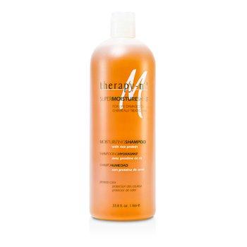 Therapy-g SuperMoistureShine Moisturizing Shampoo (For Dry, Damaged or Chemically Treated Hair)  1000ml/33.8oz