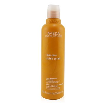 Sun Care Hair and Body Cleanser  250ml/8.5oz