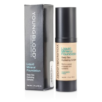 Liquid Mineral Foundation  30ml/1oz