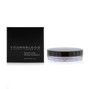 Base Maquillaje Natural Mineral Polvos Sueltos  10g/0.35oz