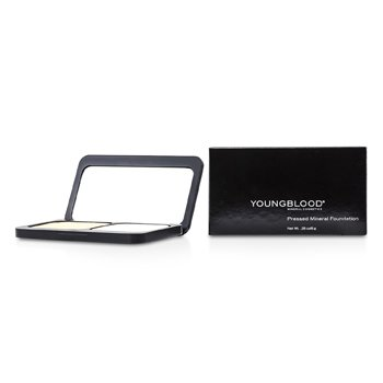 Youngblood Pressed Mineral Foundation - Warm Beige  8g/0.28oz